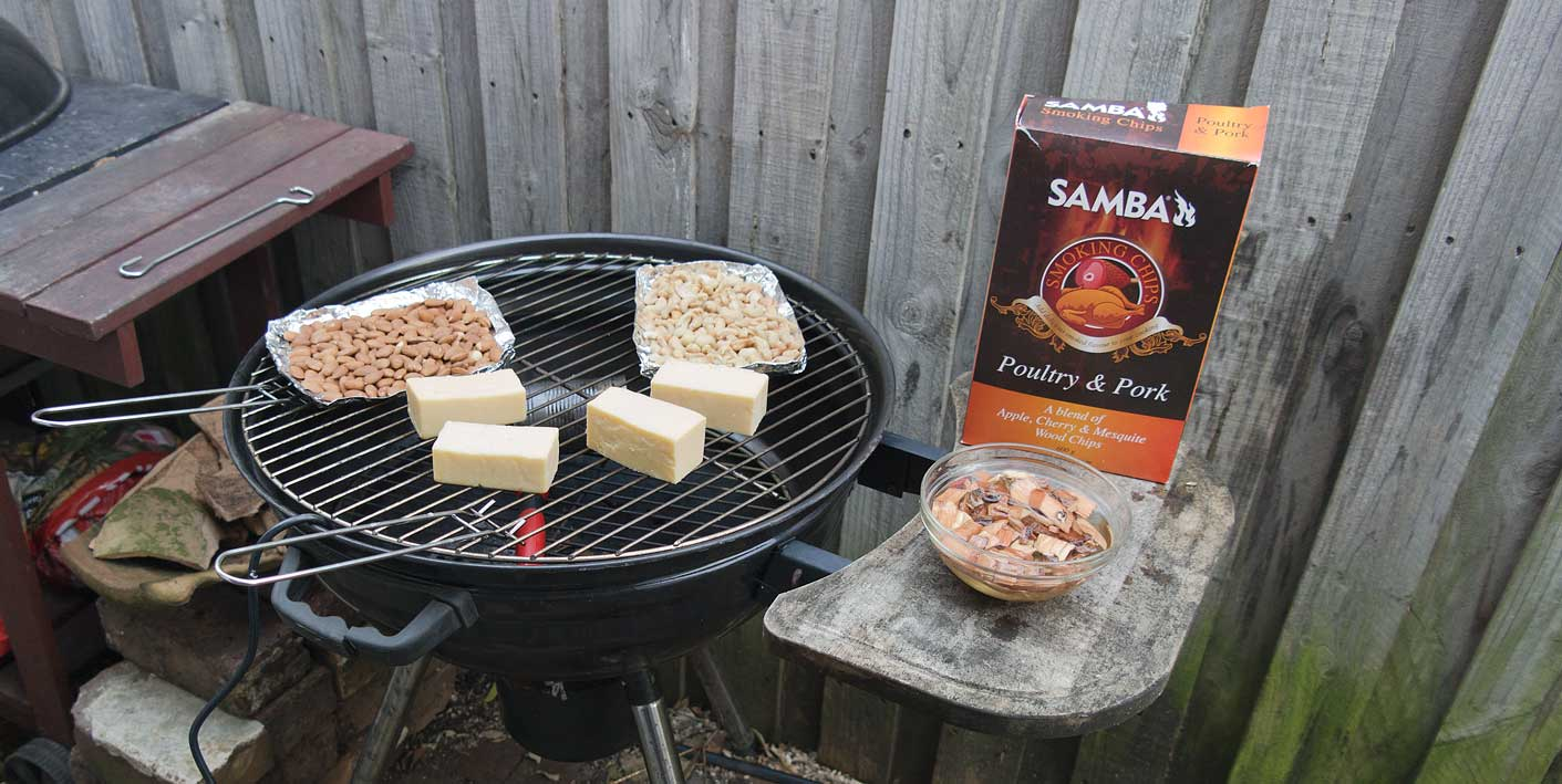 Make Your Own Cold Smoked Food
